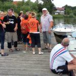 Drachenboottour 2016